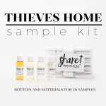 Thieves Home Sample Kit